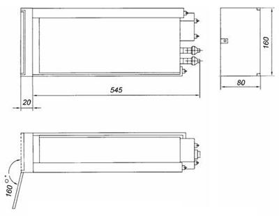 Прибор А100 регистратор бумажный аналоговый Челябинск цена