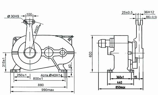 СГ - ЭКВз - Р - 0,2 - 100/1,6 (1:80) (слева)